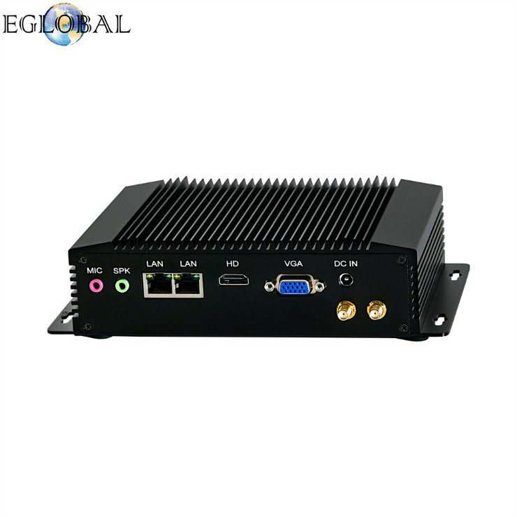Eglobal new cheap industrial mini pc intel celeron J1900 dual lan computer embedded SIM card slot