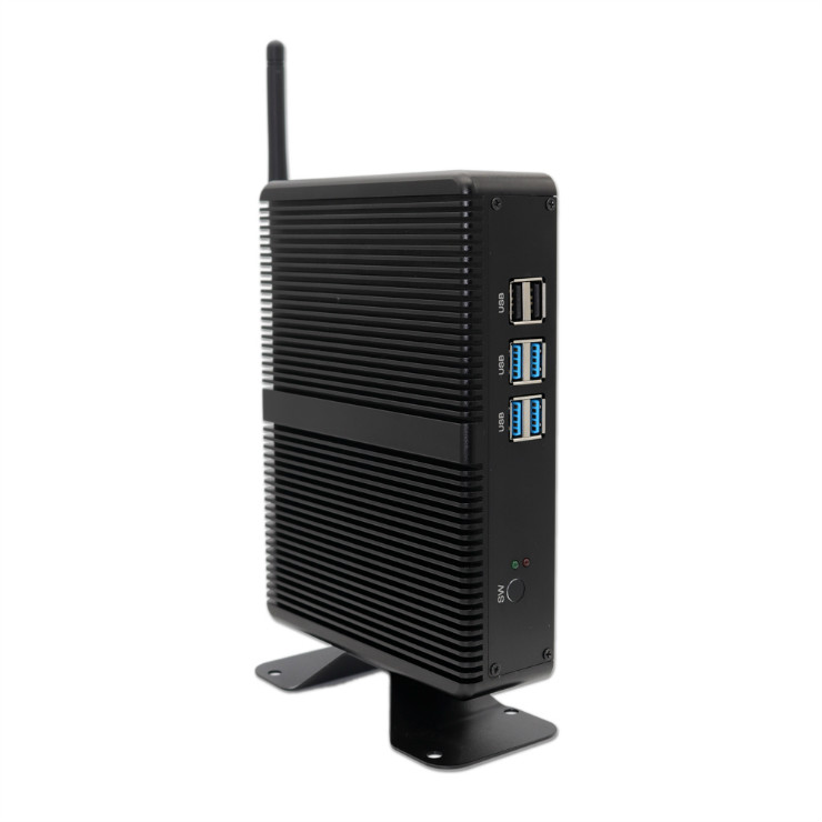 EGLOBAL onboard intel core i3 4010Y 1.5GHz dual core 4 thread cheap mini computers fanless system