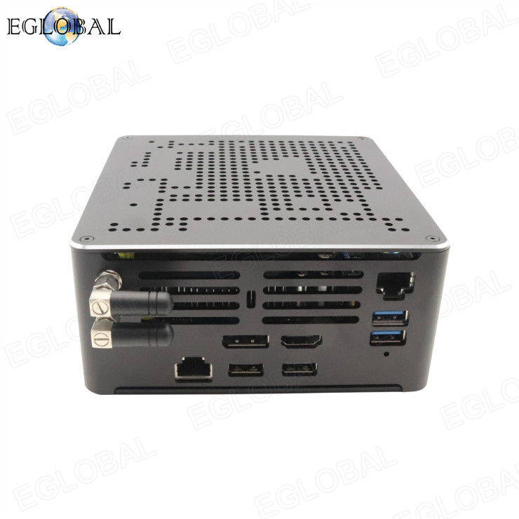 Eglobal desktop pc for Intel Core i5 9300H 4 cores 8 threads Support MAX 64G RAM pc gaming computer