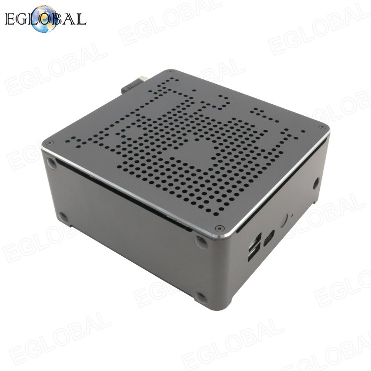 Eglobal New arrival Best Mini PC intel core i9 10980Hk 8 cores 2.4GHz up to 5.3GHz gaming computer