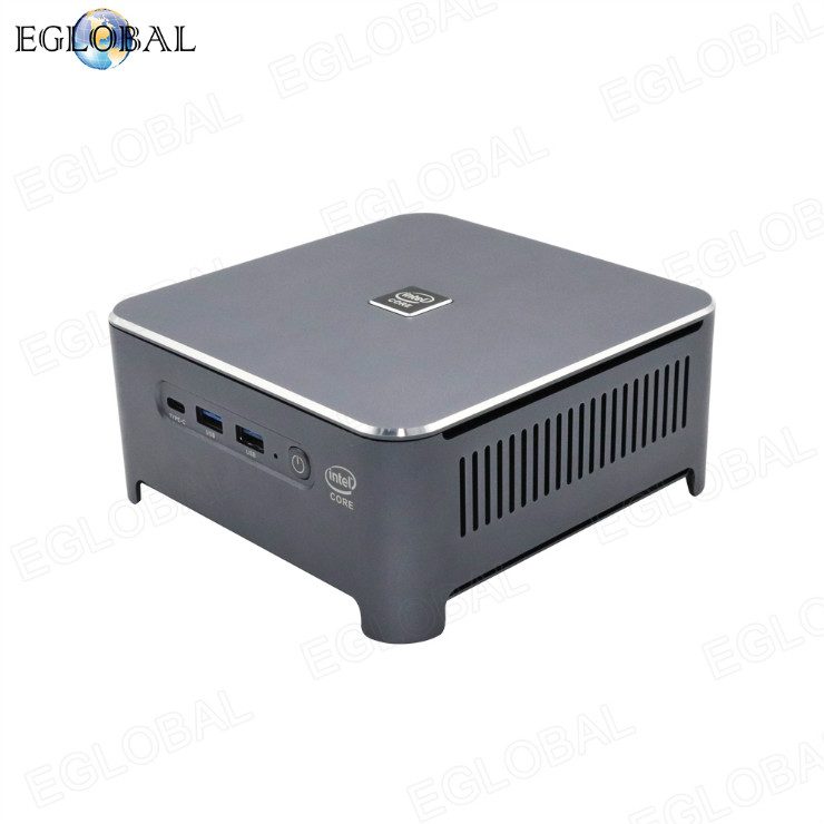 Eglobal powerful desktop computer intel core i9 9880 64G DDR4 dual 4K dual lan gaming pc