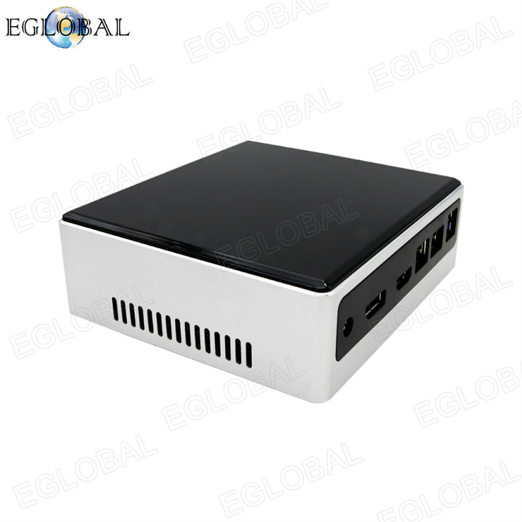 2020 10th i7 10510U Mini PC Win10 Micro gaming pc support Max 64G RAM  2*LAN 2*COM